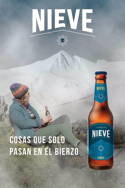 poster nieve vertical